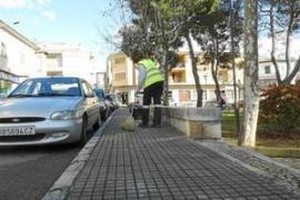 El Ajuntament duplica los recursos para la limpieza de calles