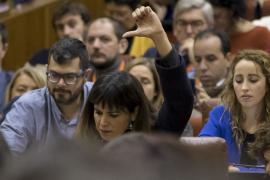 Dimite de su cargo en la Cámara de Comercio el empresario denunciado por Teresa Rodríguez