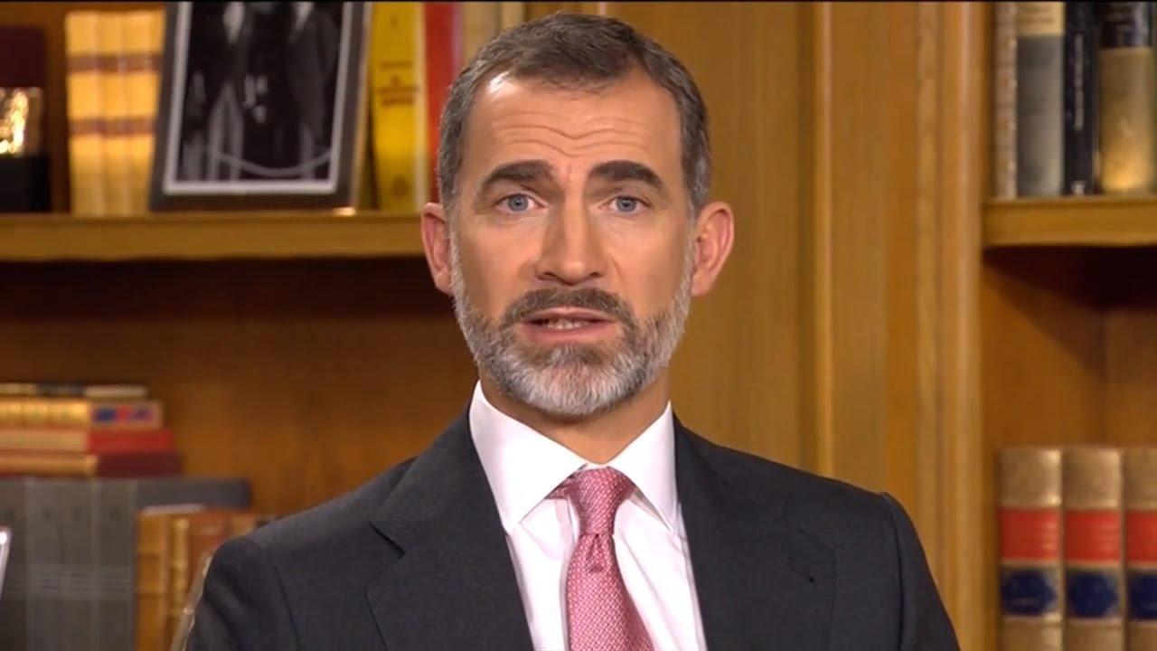 El Rey defiende una España unida de «manos tendidas» y no de «divisiones»