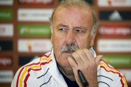 Del Bosque califica de «partidazo» sin favorito el Barcelona-Real Madrid