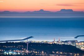 Mallorca, vista desde Barcelona
