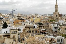 El 73 % de los edificios de Palma aún no ha pasado la inspección técnica
