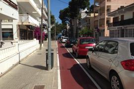 El Supremo ordena que se investiguen las obras del carril bici de Son Servera