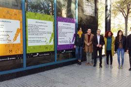 El Ajuntament de Palma entrega los premios del concurso de microrelatos 'El control no es amor'