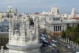 Madrid prohíbe por contaminación circular este jueves a los vehículos con matrícula par