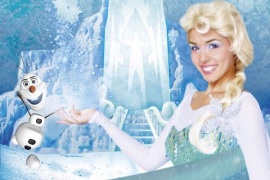 La magia del musical 'Frozen' recala en el Auditori de Porreres