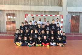 El Palma Futsal encara su última cita para terminar el año con una victoria