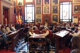 El Ajuntament de Palma aprueba sus presupuestos de 2017