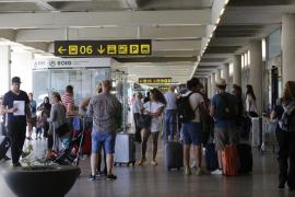 Casi 85.000 personas pasarán este fin de semana por los aeropuertos de Baleares