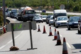 Comienzan las obras del tercer carril de la autopista hasta Festival Park