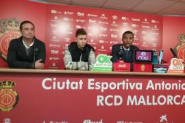Saúl García afirma que llegar al Mallorca supone un «paso adelante» en su carrera deportiva