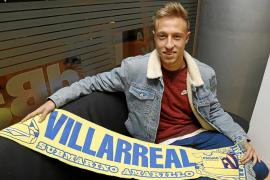 El Real Mallorca traspasa al internacional juvenil Víctor Narro al Villareal