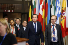David Cameron e Ivan Rogers