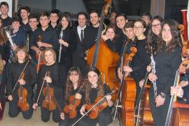 La Jove Orquestra Simfònica de Marratxí ofrece su concierto de Año Nuevo