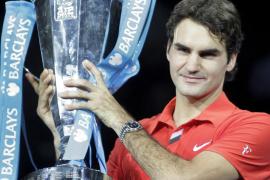 Un gran Nadal cae ante un magistral Federer