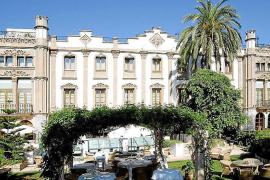 Un grupo francés adquiere por 10 millones el céntrico y emblemático Gran Hotel de Sóller