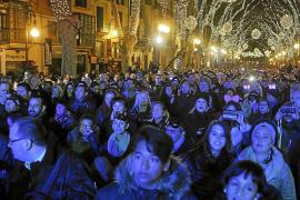 Cort hará un referéndum para dejar las fiestas de Cap d'Any y Reyes en el Born