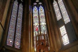 El sector más conservador impidió que Joan Miró trabajara en la Catedral