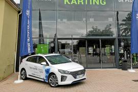 Proa Automoción presentó el nuevo Hyundai Ioniq Hybrid