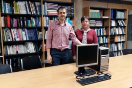 Cort dona 20 ordenadores a centros escolares de Palma