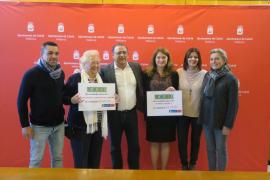 'Neula Parc' y 'Nit Jove' recaudan 8.500 euros para Sonrisa Médica y Almohadas del Corazón