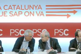 El PSOE cree que la debacle del PSC es más un castigo al tripartito que un aviso a Zapatero