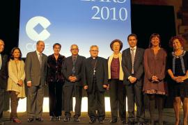 Brillante entrega de los 'Premis Populars' 2010 de Cope-Mallorca