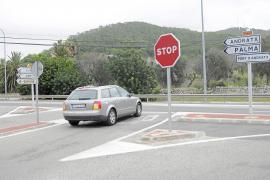 Una nueva rotonda conectará las carreteras del Port y s'Arracó