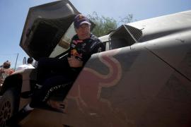Sainz abandona el Dakar al sufrir un vuelco en la cuarta etapa