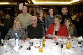 Cena de la asociación Dignitat i Feina