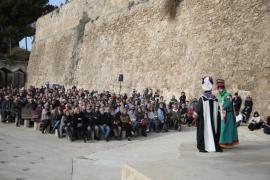 Las morcillas de 'L'adoració dels tres Reis d'Orient' enmudecen al público de Ses Voltes