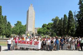 La futura Ley de la Memoria agilizará el derribo del monumento de sa Feixina