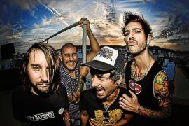 El grupo de punk rock No Children se reunirá en julio para un concierto