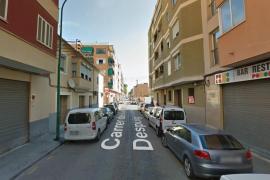 Una discusión por una plaza de párking en Palma acaba con un herido grave y un fugado