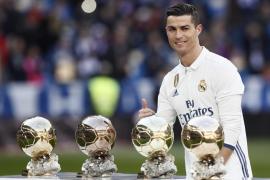 El Real Madrid se pasea ante el Granada