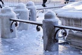 Siete muertos en dos días en una Italia paralizada por el frío
