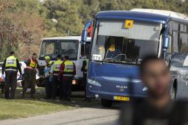 Un ataque con un camión en Jerusalén deja al menos 4 muertos y 15 heridos