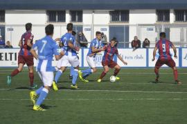 El Atlètic Balears cede dos puntos ante el Atlético Levante