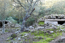 El Consell iniciará la rehabilitación de los aljibes del Castell d'Alaró, del siglo XIV