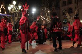 Sa Pobla vibra con su celebración de Sant Antoni 2017