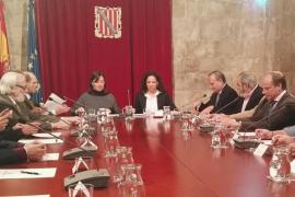 El Govern recaba el apoyo del Círculo de Economía en su reclamación de mejor financiación