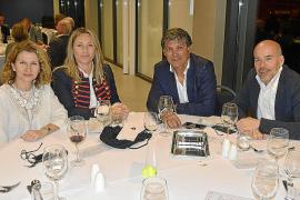 Cena de gala en la Academia de Tenis Rafa Nadal