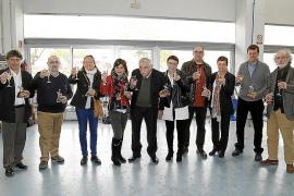 Brindis de Navidad del Grup Serra