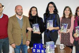 Gemma Marchena presenta su primera novela, 'El pozo', en la librería Agapea