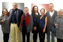 Exposición colectiva en Galería M.A.