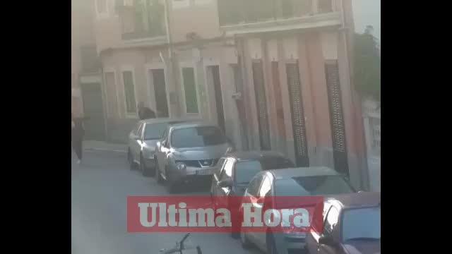 Indignación vecinal por una pelea de borrachos en Gomila