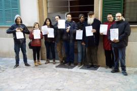 Stop Desnonaments Mallorca paraliza un desahucio exprés en Palma
