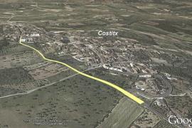 El GOB pide que se paralice el proyecto del nuevo vial en Costitx