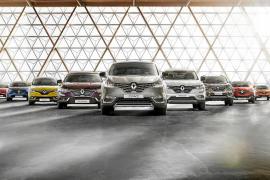Renault ha liderado nuestro mercado durante 2016