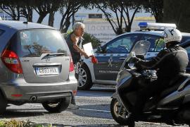 Mendigos controlados por la mafia ganan hasta 500 euros al día en Palma